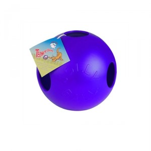Jolly Teaserball Large (8 inch) 20 cm - paars