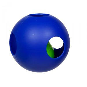 Jolly Teaserball Small (4.5 inch) 10 cm - blauw