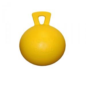 Jolly Ball Paard - Geel met bananengeur
