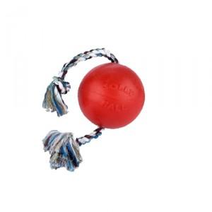 Jolly Romp-n-Roll Medium (6 inch) 15 cm rood
