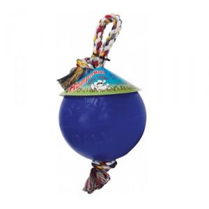 Jolly Romp-n-Roll Large (8 inch) 20 cm blauw