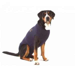 Medical Pet Shirt Hund - Blau L
