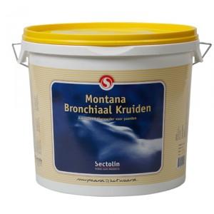 Sectolin Montana bronchiaal kruiden - 3 kg