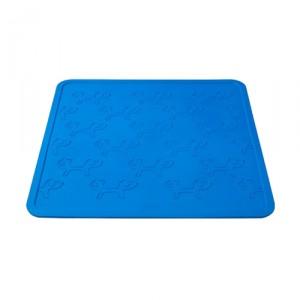 Afbeelding Mustafa onderlegger vierkant (44.5 x 44.5 cm) - Blauw