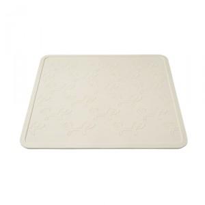 Mustafa onderlegger vierkant (44.5 x 44.5 cm) - Wit