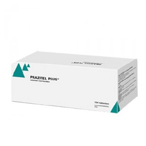 Prazitel Plus - 8 tabletten