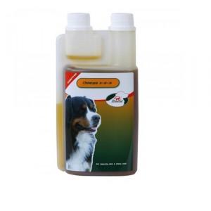 PrimeVal Omega 3-6-9 Hond fles 500ml