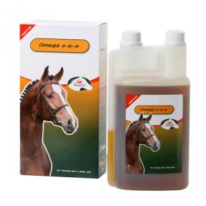 PrimeVal Omega 3-6-9 paard – 1 liter