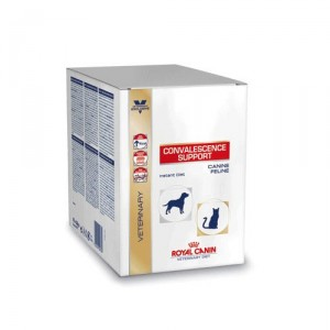 Royal Canin Convalescence Support Hond/Kat Sachet - 10x50 g