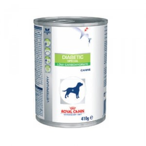 Royal Canin Diabetic Special Low Carbohydrate Canine - 12 x 410 gr blikken