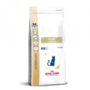 Royal Canin Veterinary Diet - Royal Canin Fibre Response kat (FR 31) 4 kg