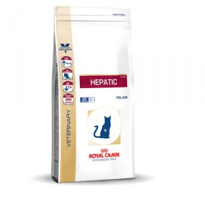 Royal Canin Hepatic Kat (HF 26) 4 kg