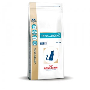 Royal Canin Hypoallergenic kat (DR 25) - 400 g