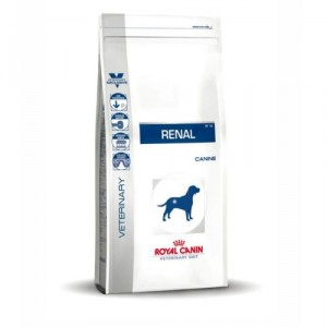 Royal Canin Renal Hond zak (RF 14) 2 kg