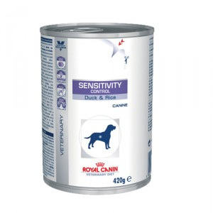 Royal Canin Sensitivity Control hond blik 12 x 420 gr. eend/rijst kopen