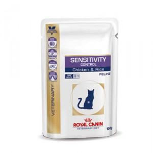 Royal Canin Sensitivity Control kat 12x85g kip (zakjes)