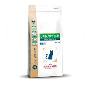 Royal Canin Urinary S/O High Dilution kat (UHD 34) 1.5 kg