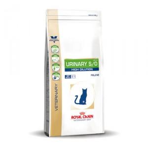 Royal Canin Urinary S/O High Dilution kat (UHD 34) 3.5 kg