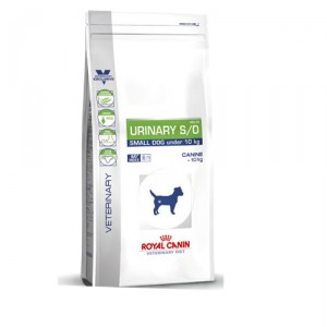 Royal Canin Urinary S/O Small Dog (USD 20) 4 kg