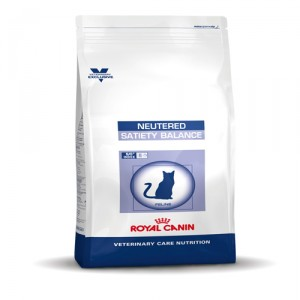 Royal Canin VCN - Neutered Satiety Balance - Cat 8 kg