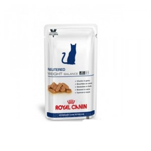 Royal Canin VCN - Neutered Weight Balance - Cat 12 x 100 gr