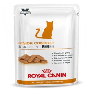 Royal Canin VCN - Senior Consult Stage 1 - Cat 12 x 100 gr