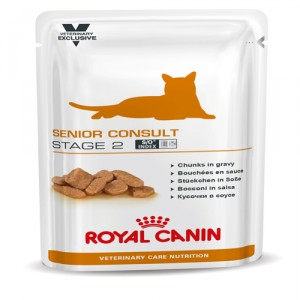 Royal Canin VCN - Senior Consult Stage 2 - Cat 48 x 100 gr