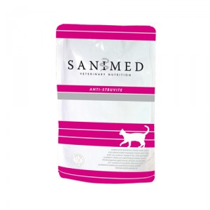 Sanimed Anti Struvite Cat - 12x100 gr. pouches