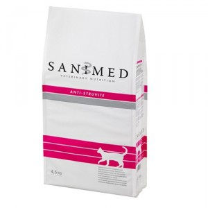 Sanimed Anti Struvite Cat - 1,5 kg