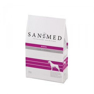 Sanimed anti struvite Dog 3 kg