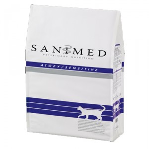 Sanimed Atopy Sensitive Cat - 1,5 kg