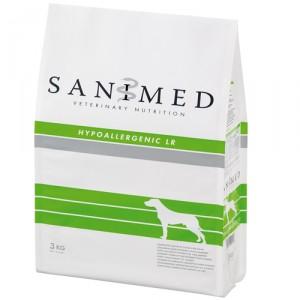 Sanimed Hypoallergenic Dog - Lam & Rijst - 3 kg