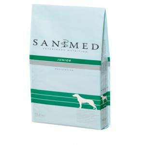 Sanimed Junior Dog 12.5 kg