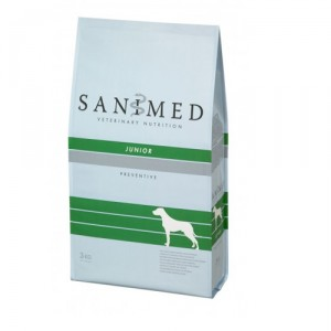 Sanimed Junior Dog 3 kg