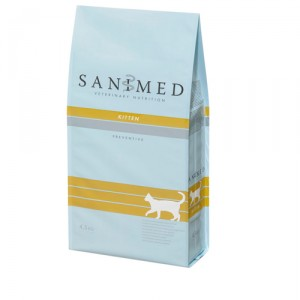 Sanimed Kitten 4.5 kg.