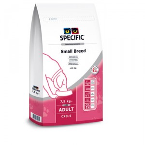 Specific Adult Small Breed CXD-S 7.5 kg