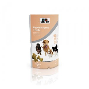 Specific CT-HY Hypoallergenic Treats 5 x 300 gr.