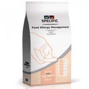 Specific Food Allergy Management CDD 15 kg.