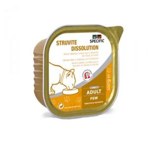 Specific FSW Struvite Dissolution - 4 x (7 x 100 g)