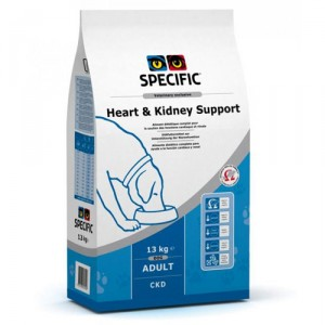 Specific Heart & Kidney Support CKD 12 kg. (3x4kg.)