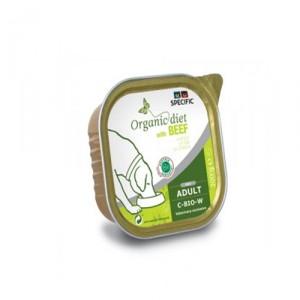 Specific Organic Diet C-BIO-W 5 x 300 gr.