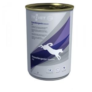 TROVET Hypoallergenic VPD (Venison) Hond - 12 x 400 gr blikken kopen
