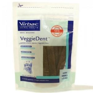 VeggieDent kauwstrips tot 5 kg. - 15 stuks