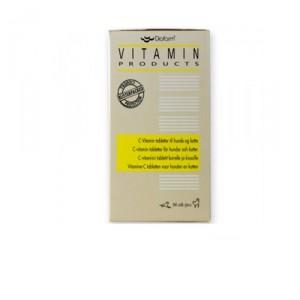 Diafarm Vitamine C hond kat - 90 tabletten