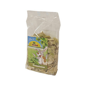 JR Farm Groente Chips - Vlokken van Erwten - 200 g