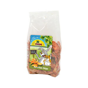 JR Farm Groente Chips - Wortelchips - 125 g