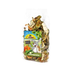 JR Farm Groente Chips - Zonnegroente - 80 g