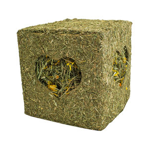 JR Farm Hooiblok - Bloemen - 450 g