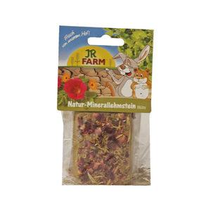 JR Farm Knaagsteen met Bloemen – 100 g