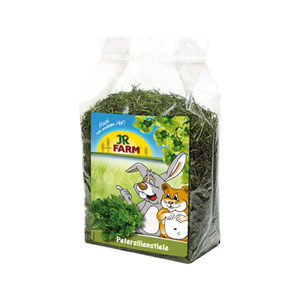 JR Farm Ruwe Knaagdiersnack - Peterseliestengels - 150 gram